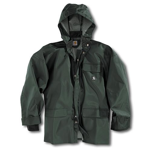 Carhartt Style #: C64 Men's PVC Rain Coat C64